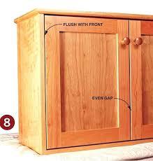 Inset Cabinet Hinge Flush Kitchen Door Doors Hinges Installation