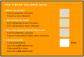 Focus T25 Nutrition Guide