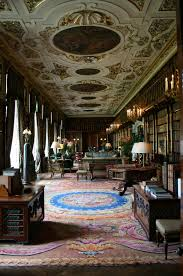 An English Manor Houses Library YvUQcjpg  English - Manor house interiors