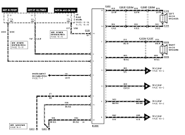 ford f pickup truck car radio wiring diagram wiring 1997 ford f150 wiring diagram solidfonts