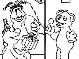 16 Sesame Street Birthday Coloring Pages Viewing Gallery For Sesame