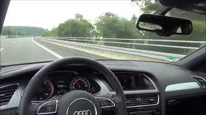 Audi A4 Avant 1.8 TFSI S-Line (170 PS) - Probefahrt - Autobahntest ...