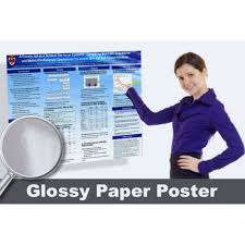 The best value posters in australia. Glossy Paper Poster Printing Scientific Glossy Poster Printing Medical Research Glossy Lamination Poster Glossy Laminated Convention Poster Trade Show Poster Printing