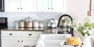 Diy Kitchen Backsplash 7 Diy Kitchen Backsplash Ideas That Are Easy And Inexpensive