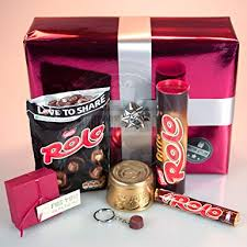 rolo valentine s limited edition gift box key ring metal tin share
