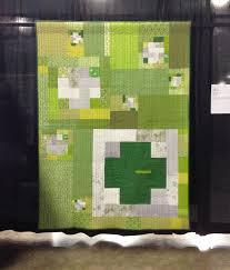 Wonkyworld: Northwest Quilting Expo: The Green Cross Quilt by Gail ... & Northwest Quilting Expo: The Green Cross Quilt by Gail Weiss Adamdwight.com
