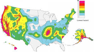 The earthquake zone mapping helps in planning for mitigating the losses that occurred due to earthquakes. New Map Fingers Future Hot Spots For U S Earthquakes Science Aaas