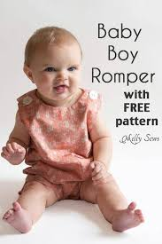 Baby Romper Pattern Free Interesting Free Baby Clothes Patterns MumsMakeLists Life Hacks For Busy Mothers