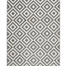 grey white rug41