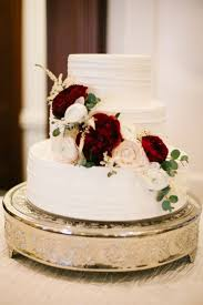 Best 25 Wedding Cakes With Flowers Ideas On Pinterest