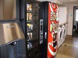 Ice Vending Machine San Antonio Inspiration Laundry Facilities Ice Soda And Vending Machine Picture Of