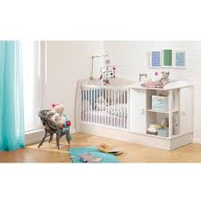 compact nursery furniture. ILIADE Compact Convertible Cot Bed ILIADE_P64605 ILIADE_P64605_BED ILIADE_P64605_CHEST Nursery Furniture