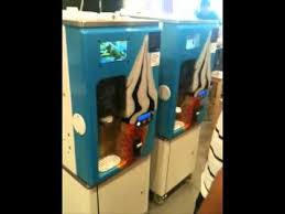 Self Service Ice Cream Vending Machine Delectable How The Carpigiani Magica Works Self Service Ice Cream Yogurt