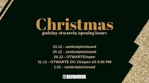 benihana opening hours during holiday time