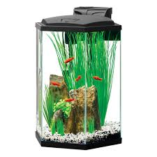 Hexagon Glass Aquariums Aqueon