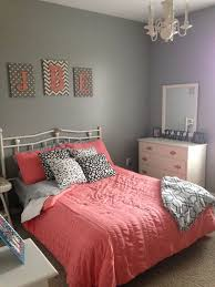 Blue And Coral Bedroom Ideas 2