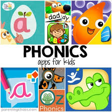 To be used with the. Phonics Apps For Kids Parenting Chaos