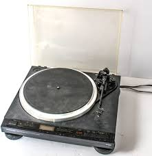 onkyo turntable. onkyo integra cp-1055f turntable