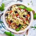 antipasto rotini pasta salad