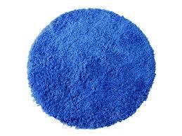 vintage blue rug