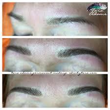 thousand oaks ventura los angeles microblading microblade brow permanent makeup tattoo skin care s waxing simi