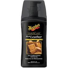 meguiars g17914 gold class rich leather cleaner conditioner