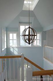 Image Contemporary Light Fills The Stairwell Dhgate Magic Formula Lighting Stairway Lighting Lighting Stairways