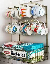 a retro battery rack bees a clever holder for a coffee cup collection more photos