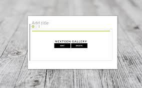 Nextgen Web Design Reviewed Nextgen Gallery The Wordpress Gallery Plugin
