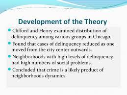 social disorganization theory 3