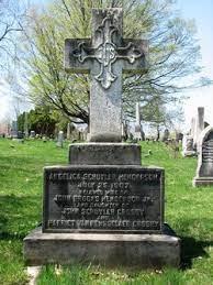 Angelica Schuyler Crosby Henderson (1872-1907) - Find A Grave Memorial