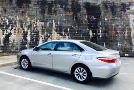 2017 Toyota Camry Hybrid LE Review – That's Me, Mr. Dependable