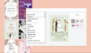 Wedding Invitation Template Online Diy Wedding Invitation Card Online With Card Maker Fotor