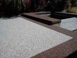 pebblestone flooring concrete resurfacing