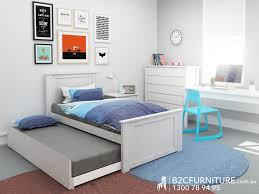Kids Bedroom Suites Dandenong Bedroom Suites Trundle Bed Single B2c Furniture
