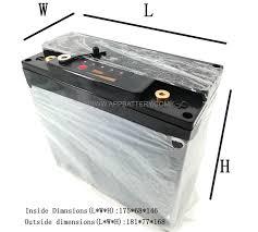 ej 12v20c empty sla battery box with battery capacity indicator for diy lithium ion 18650