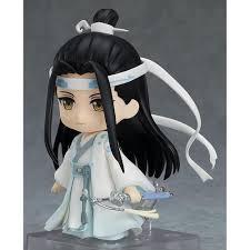 Lan Japanese Hair Design Nendoroid Lan Wangji Figures Nendoroid The Master Of Diabolism