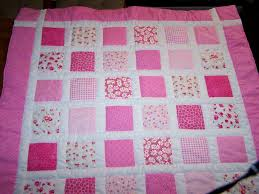 Quilts By Sherry Quilts Page & ... Pink baby quilt Adamdwight.com