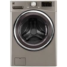 Best Price On Front Load Washer And Dryer Kenmore 41393 45 Cu Ft Front Load Washer W Accela Wash