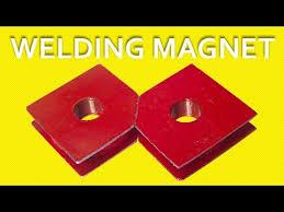 welding magnet square using speaker