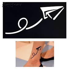 1 шт маленький индийский хна татуировки трафарета рисунок для