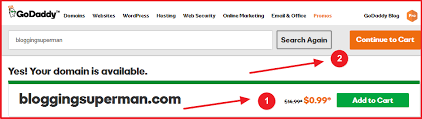 How To Buy A Domain How To Buy A Domain Name From Godaddy Godaddy Coupon Available