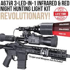 Ir Lights For Night Vision Scopes Infrared Hunting Light Bigit Karikaturize Com