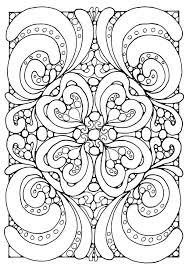 Small Picture Hard Coloring Pages Adults Marvelous Difficult Coloring Pages For