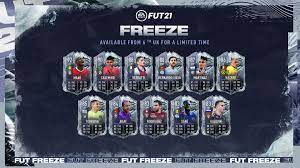 FIFA 21 Freeze: Everything you need to know about the replacement FIFA 21  Futmas promo