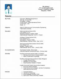 How To Build A Resume Gorgeous Resume Templates Build For Free How To Cv Impressive A Help My