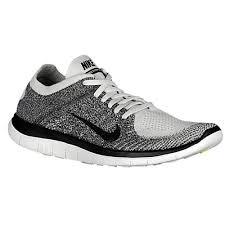 nike 4 0 flyknit mens. nike free 4.0 flyknit - men\u0027s running shoes pure platinum/midnight fog/light charcoal/black 4 0 mens