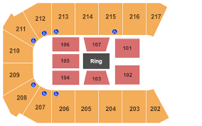 Wwe Live Tickets At Santa Ana Star Center Fri May 31 2019