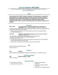 nurse resume objectives