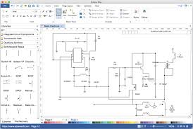 drawing electrical schematic visio the wiring diagram circuit diagram visio wiring diagram electrical drawing